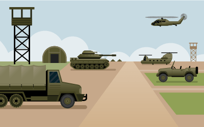 EcoArmour Defence